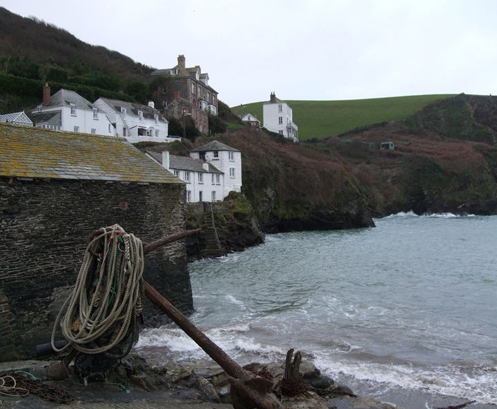 Port Issac - Suzanne Morrison