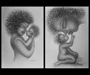 Love of mother