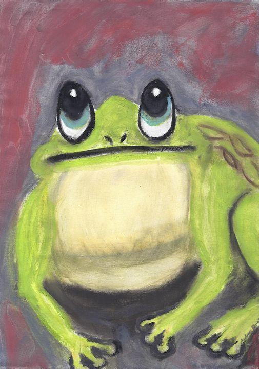 Freddy the Frog - Andrea Devos