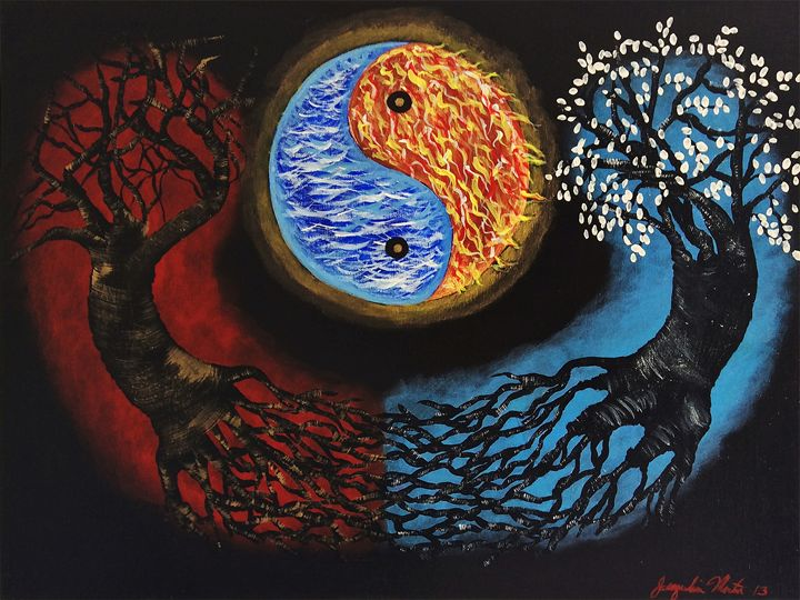 Infinite Union - Jacqueline Martin Art