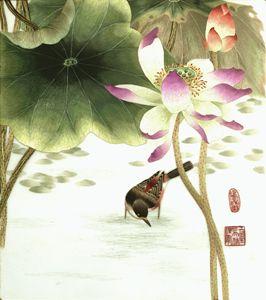 Lotus Bird 2