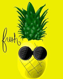 Fresh Pineapple - Kaylee King