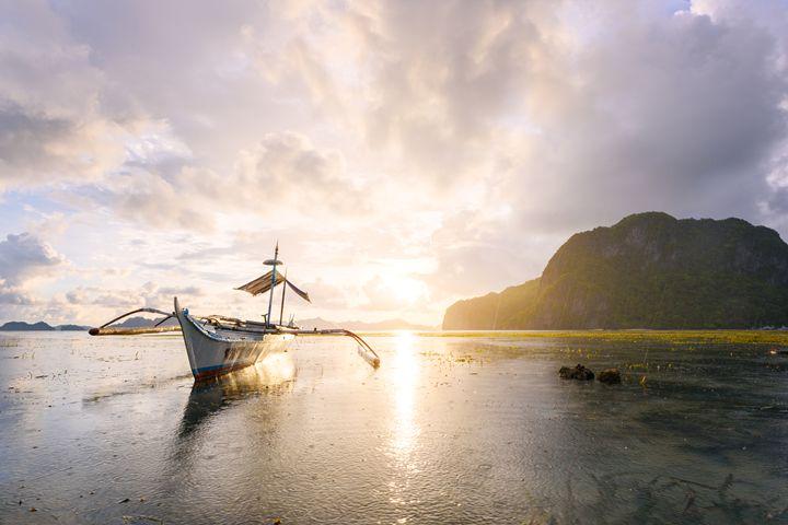Rainy Sunset - Andreas Hagspiel Photography