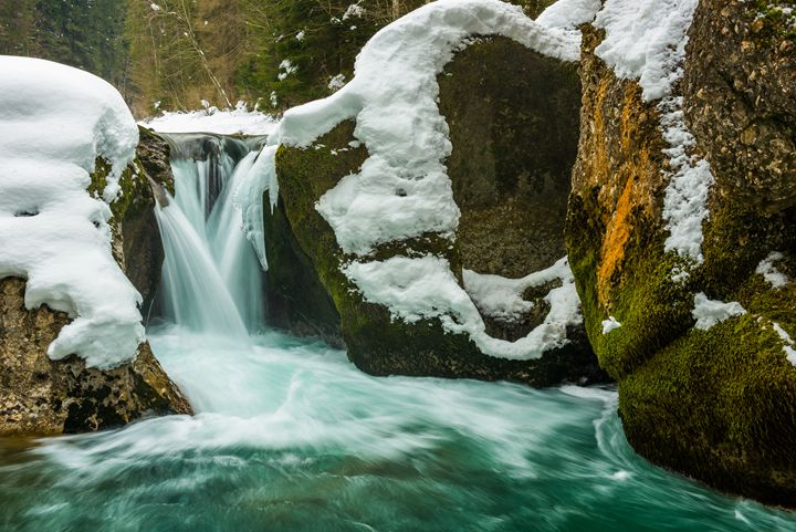 Cold Water - Andreas Hagspiel Photography