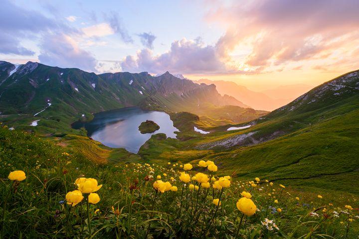 Alpine Paradise - Andreas Hagspiel Photography