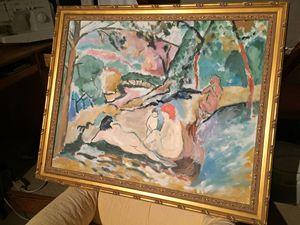 Homage to Henri Matisse