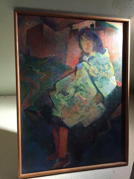 Girl - Diverse Fine Art