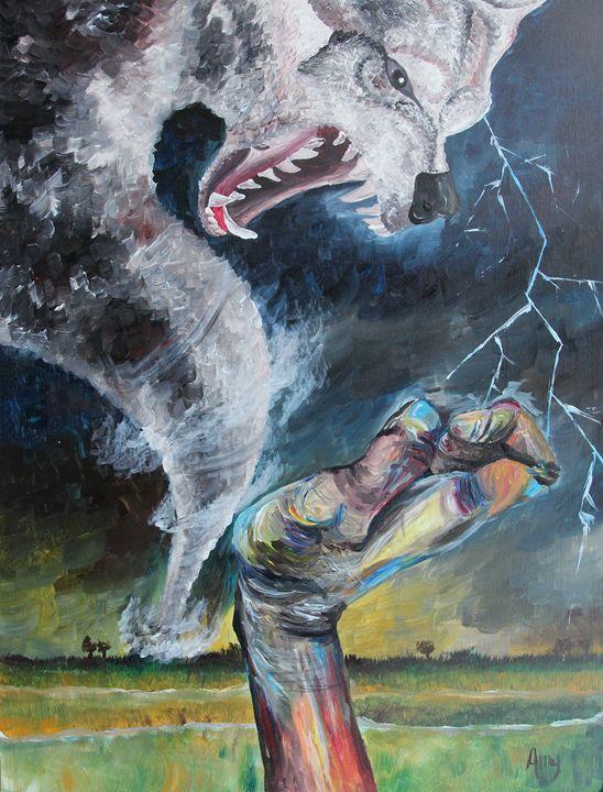 Wolf Tornado - Animac
