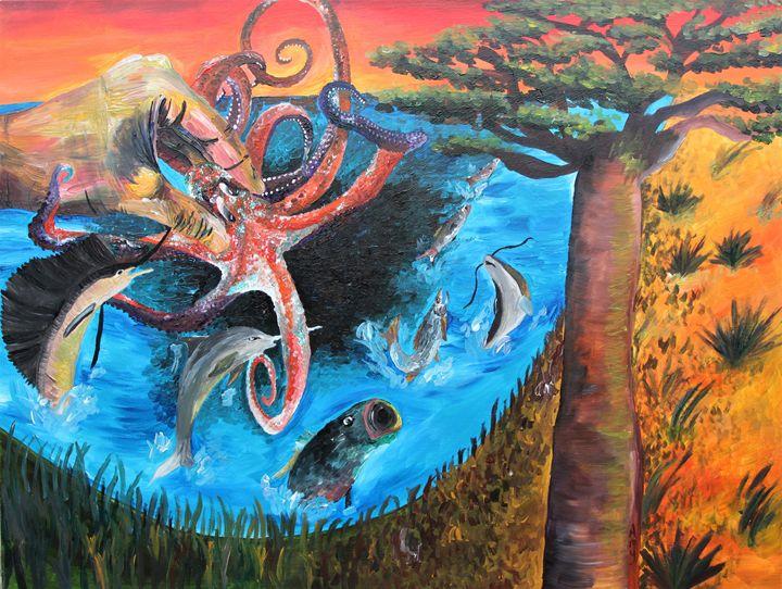 Octopus Ink - Animac
