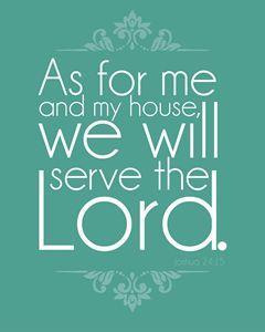 Joshua 29:15