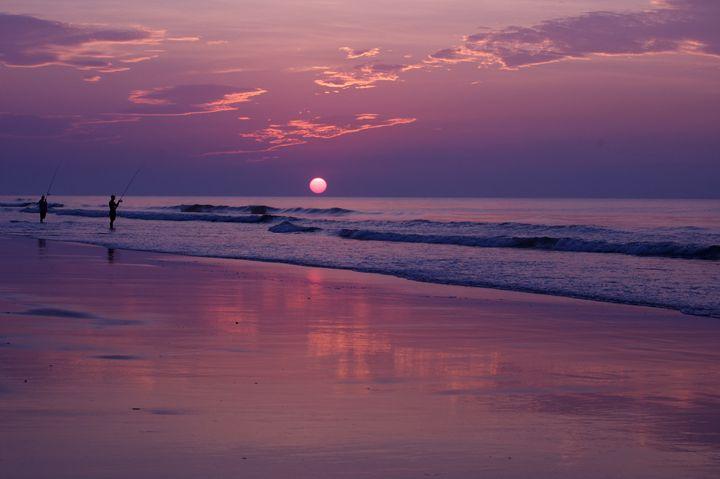 Sunrise at Myrtle Beach - Matt MacMurchy