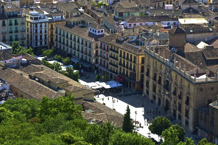 Plaza, Granada - Matt MacMurchy