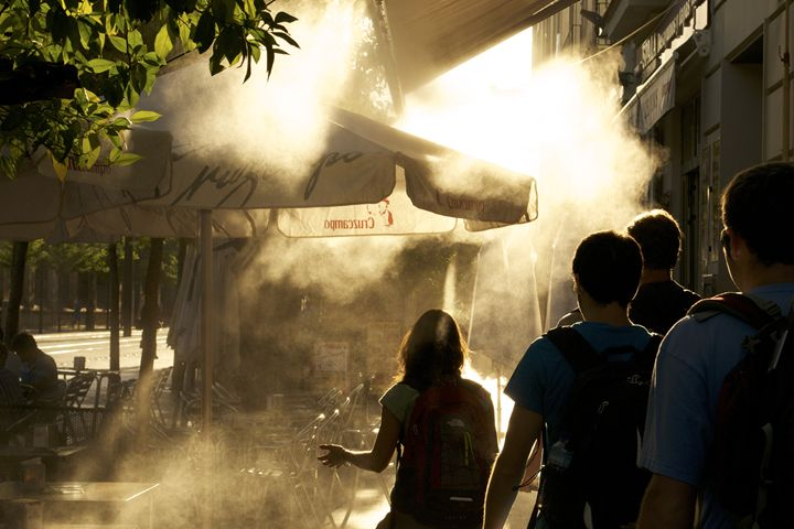 Sevilla Shower - Matt MacMurchy