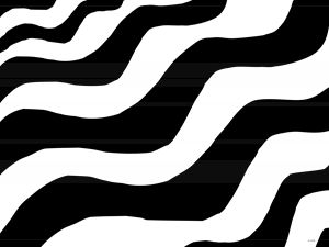 Zebra Waves
