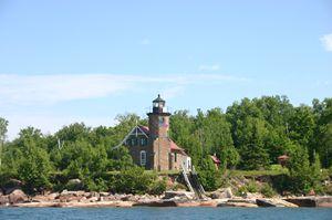 Gorgeous lighthouse
