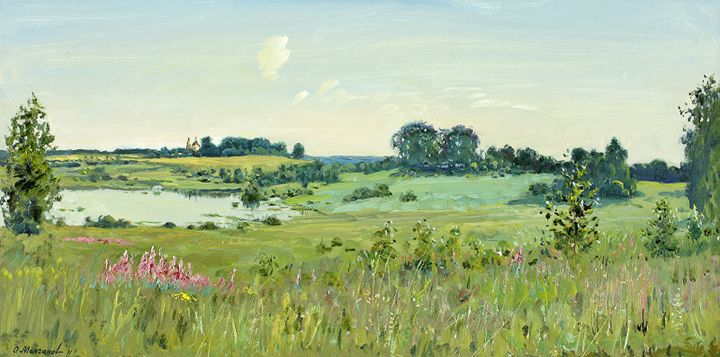 Summer Lake - MolchanovArt