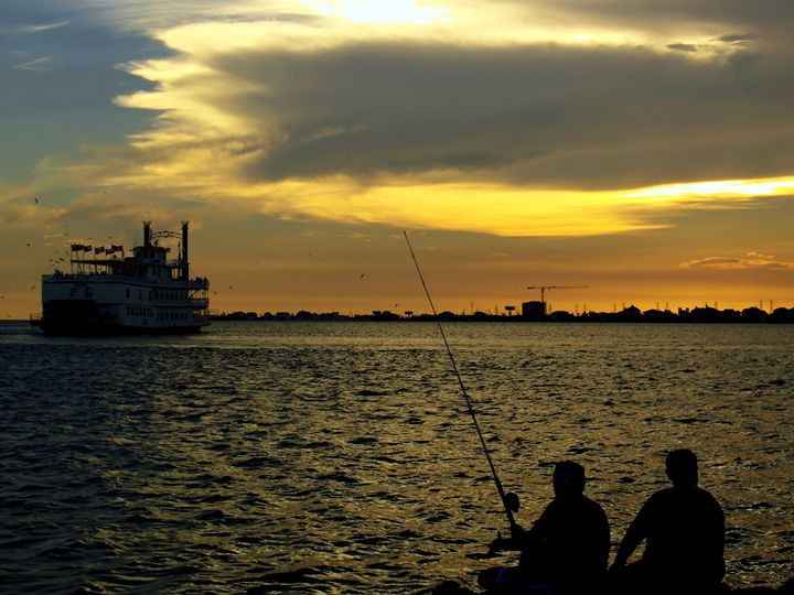 Good day fishing - Robert Brown Photography