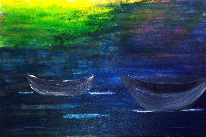 night boats - rahavdoron