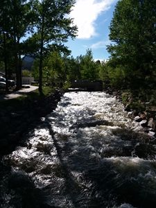Running River (Estes Park,Colorado