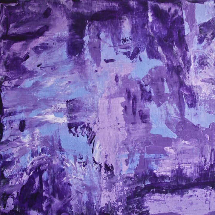 Purple series 1 - LaConnieCreations