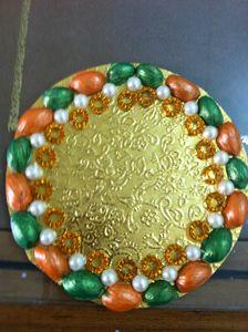 Handmade table coasters set of six - KIPI CREATIONS