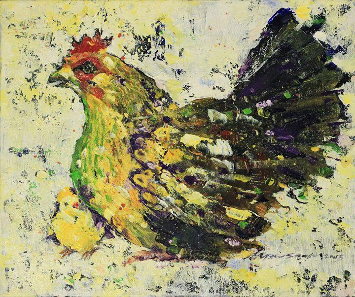 A love between - Yew Souf Art Gallery