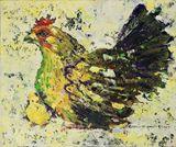 25cm x 30cm Original Acrylic Paint