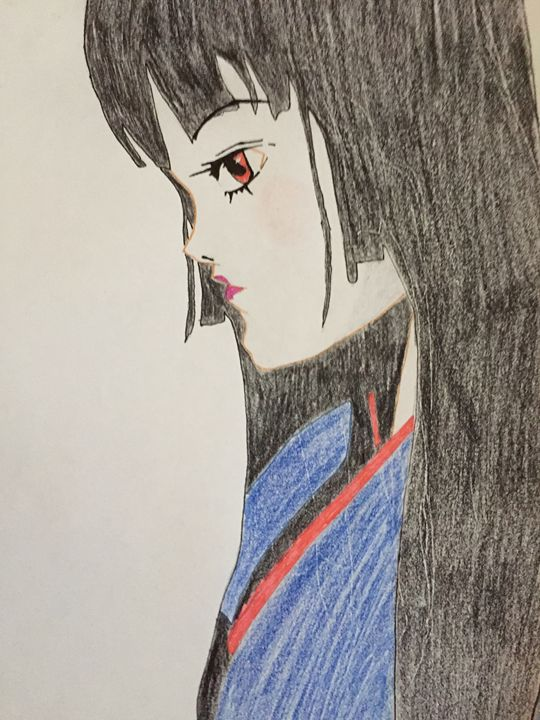 Hell Girl Profile - Coral