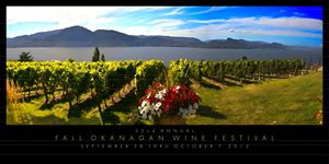 Okanagan Wine Festival - S and S Designs