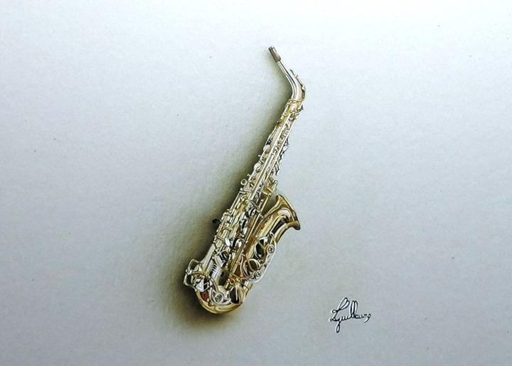 saxophone - Lguillaume