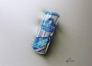 eristoff blue metal