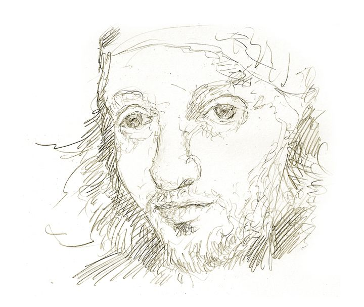 Portrait Study - Nathan Perry Fine Art