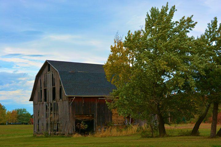 New York old Barn - Richard W. Jenkins Gallery
