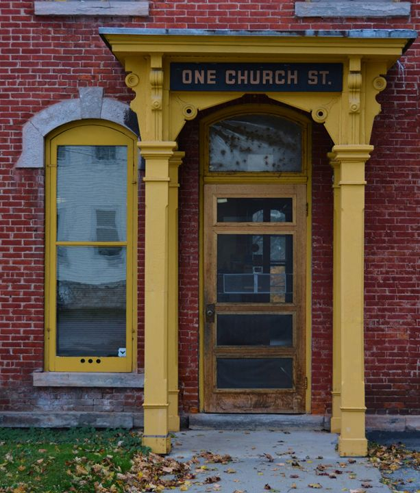 One Church Street - Richard W. Jenkins Gallery