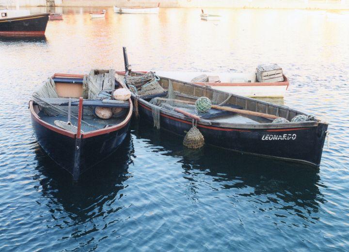 Fishing Boats - Carlos' Art Works