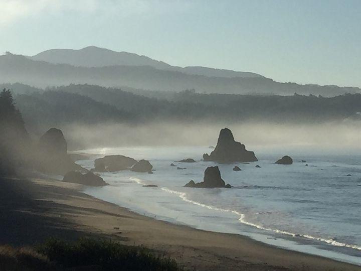 Beautiful Oregon Coast - Mother Natures Palette