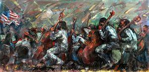American Tribute to Calvin Custer