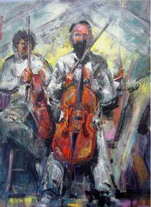 Boston Symphony Cellist - Tanglewood