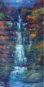 Buttermilk Waterfall New York