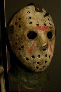All-in-one latex mask - Chris Tankersley Art