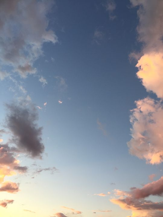 Sunset Clouds - Logan