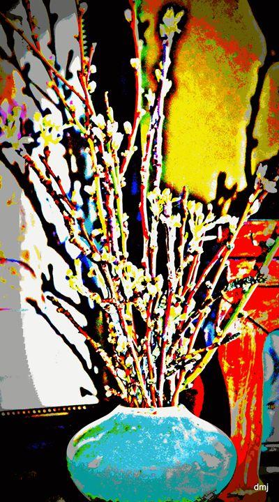 Vibrant Spring - Ethereal Organics...diane montana jansson