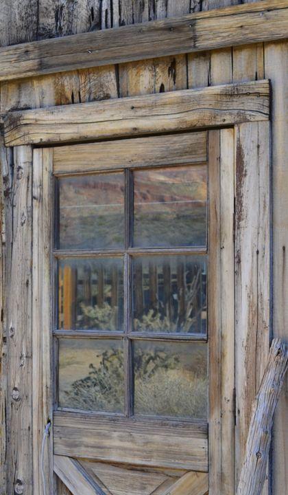 Grey Around The Edges - Ethereal Organics...diane montana jansson