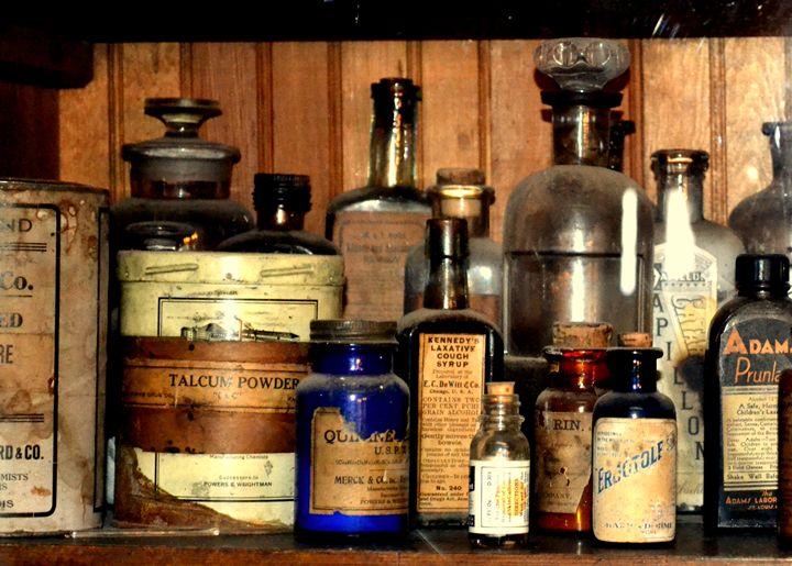 Magic Bottles - Ethereal Organics...diane montana jansson