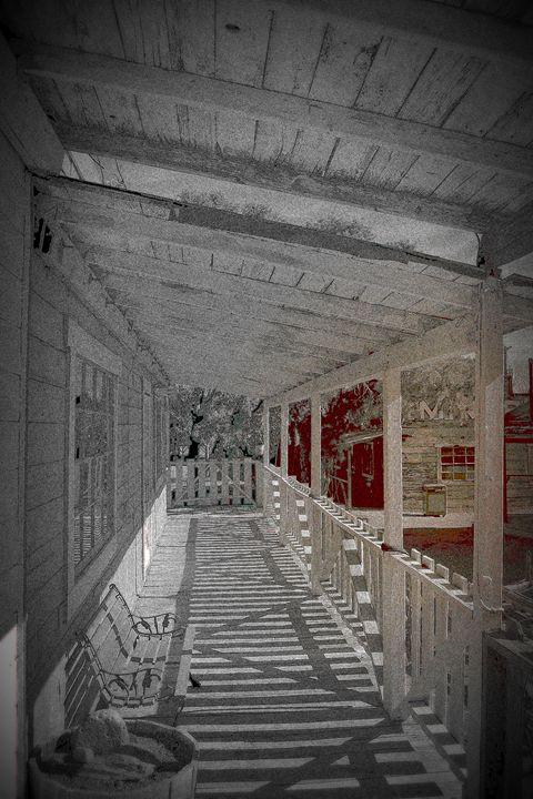 The Haunted Past - Ethereal Organics...diane montana jansson