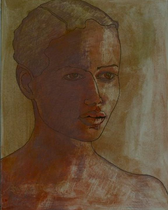Golden Girl - Ethereal Organics...diane montana jansson
