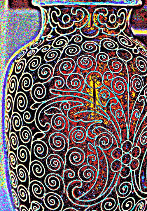Holding Pattern - Ethereal Organics...diane montana jansson