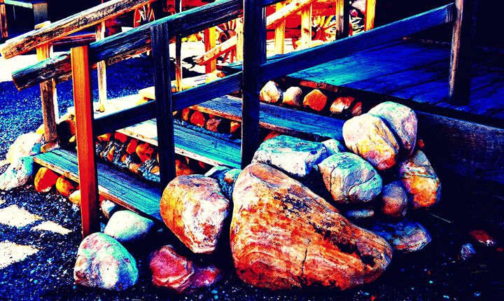 Rock Candy - Ethereal Organics...diane montana jansson
