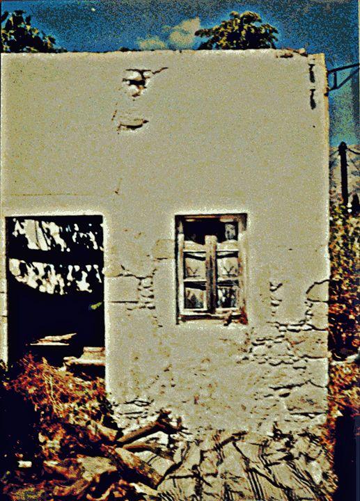 Nobody Home - Ethereal Organics...diane montana jansson