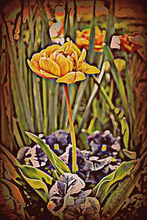 Tarnished Tulip - Ethereal Organics...diane montana jansson